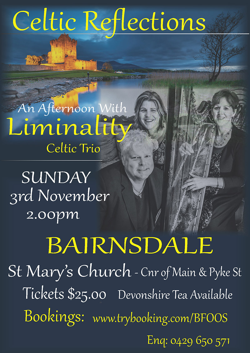 Liminality Concert St Mary's